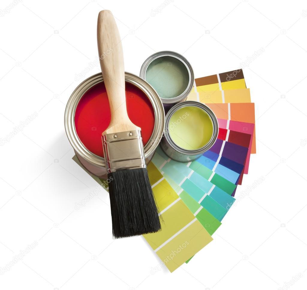 Choose Paint Colors in Five Steps