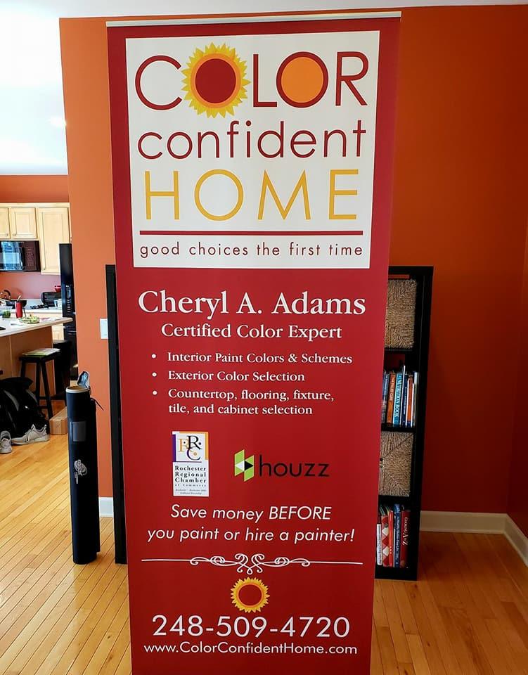 Color Confident Home