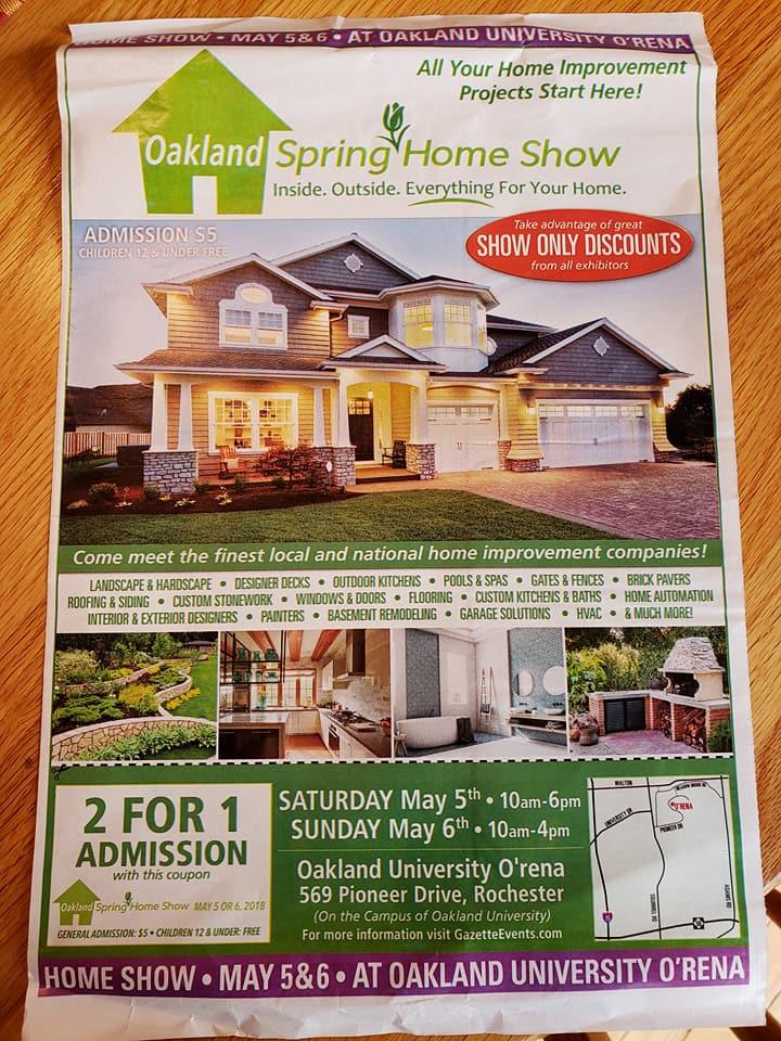 Oakland Spring Home Show